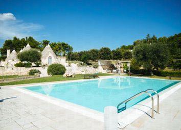 Thumbnail 4 bed country house for sale in Via Della Vasca, Ceglie Messapica, Brindisi, Puglia, Italy
