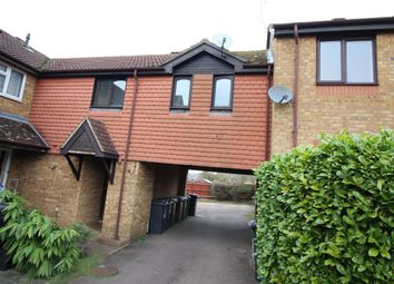 Thumbnail 1 bed maisonette to rent in Kidner Close, Luton