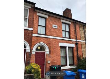 Thumbnail 6 bed terraced house to rent in Otter Street, Derby