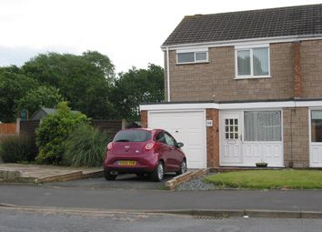 Thumbnail 3 bedroom semi-detached house to rent in Puxton Drive, Kidderminster