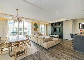 Thumbnail 2 bed flat to rent in Chancellors Wharf, Crisp Road, London