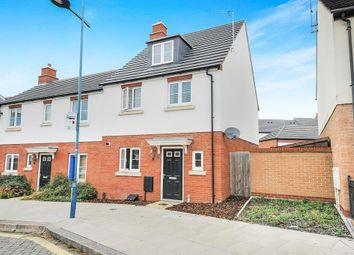 Thumbnail 3 bed property to rent in Millgrove Street, Swindon