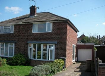 Thumbnail 2 bed semi-detached house to rent in Wensleydale Road, Long Eaton
