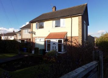 Thumbnail 3 bed terraced house for sale in The Ridgway, Romiley, Stockport, Cheshire