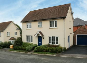 Thumbnail 3 bed detached house for sale in Overton Hill, Overton, Basingstoke