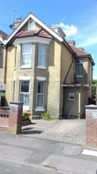 Thumbnail 4 bed detached house to rent in Balmoral Road, Parkstone, Poole