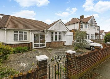 Thumbnail 3 bedroom bungalow for sale in Waverley Avenue, Whitton, Twickenham