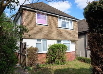 Thumbnail 2 bed maisonette for sale in Vale Drive, Southampton