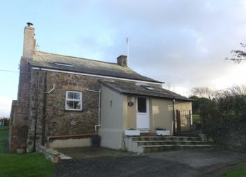 Thumbnail 3 bed detached house to rent in Week St. Mary, Holsworthy