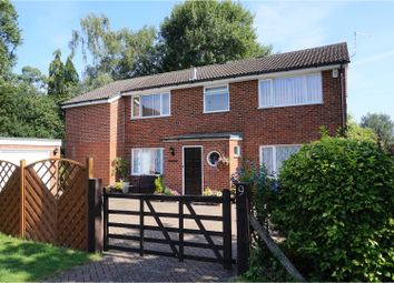 Thumbnail 4 bed detached house for sale in Sheraton Close, Camberley