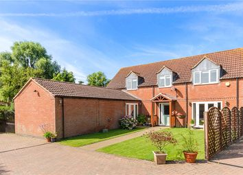 Thumbnail 4 bed detached house for sale in Water Lane, Hough On The Hill, Grantham