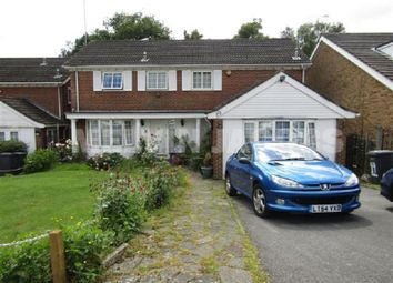 Thumbnail 4 bed detached house to rent in Downalong, Bushey Heath, Bushey, Hertfordshire.
