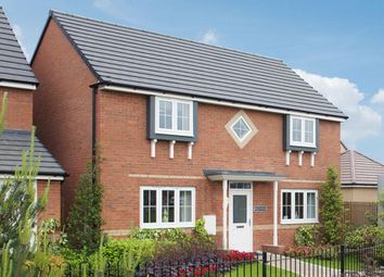 "Thumbnail 4 bed detached house for sale in ""Thornbury"" at Bay Court, Beverley"