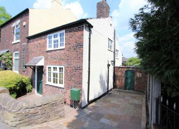 Thumbnail 2 bed cottage for sale in Marple Road, Offerton, Stockport