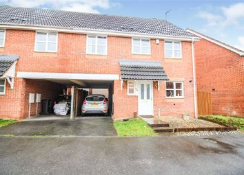 Thumbnail 4 bed link-detached house for sale in Wainwright Avenue, Hamilton, Leicester
