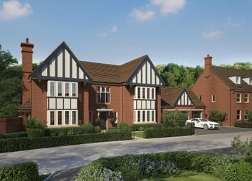 "Thumbnail 5 bed detached house for sale in ""Harlequin House"" at Wedgwood Drive, Barlaston, Stoke-On-Trent"