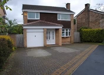 Thumbnail 4 bed detached house for sale in Southdown Crescent, Cheadle Hulme, Cheadle, Greater Manchester