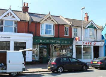 Thumbnail 1 bed flat to rent in Station Road, Worthing, West Sussex