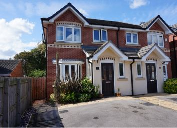 3 bed semi-detached house for sale in Hanson Court, Normanton WF6