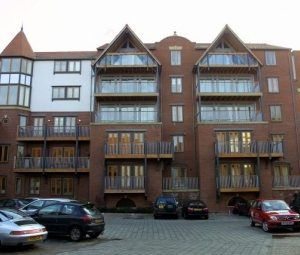 Thumbnail 2 bed flat to rent in Foregate Street, Chester, Cheshire