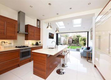 Thumbnail 3 bedroom terraced house for sale in Strathville Road, London