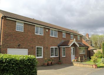 Thumbnail 4 bed detached house for sale in Heatherdene, Tadcaster, North Yorkshire