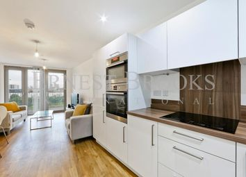 Thumbnail 1 bed flat for sale in Waterside Heights, Booth Road, Royal Docks