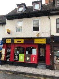 Thumbnail Retail premises for sale in Church Street, Tamworth