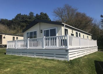 Thumbnail 3 bed lodge for sale in Hillway Road, Bembridge