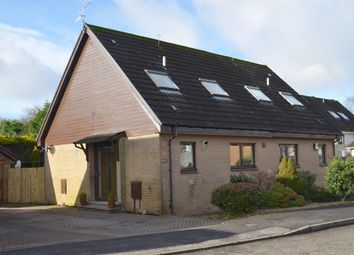 Thumbnail 2 bed semi-detached house for sale in Whitelea Road, Kilmacolm