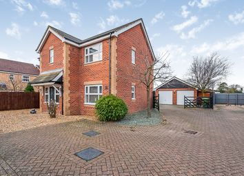 Thumbnail 5 bed detached house for sale in Oxfield Drive, Gorefield, Wisbech