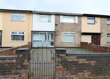 Thumbnail 3 bed terraced house for sale in Stonedale Crescent, Liverpool, Merseyside