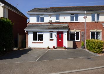 Thumbnail 4 bed semi-detached house to rent in Camelia Close, Littlehampton
