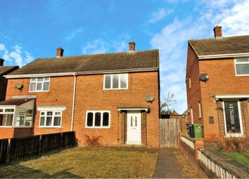 2 bed semi-detached house for sale in Rosedale Crescent, Houghton Le Spring DH4