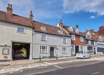 Thumbnail 4 bed terraced house for sale in Holywell Hill, St. Albans, Hertfordshire
