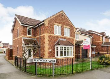3 bed detached house for sale in Alwoodley Close, Hull HU8