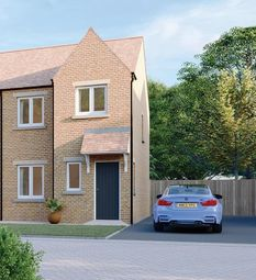 Thumbnail 3 bed detached house for sale in Hawthorne Meadows, Chesterfield Rd, Barlborough