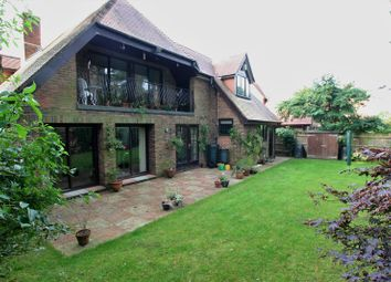 Thumbnail 5 bed detached house for sale in Stokewood Road, Winton, Bournemouth