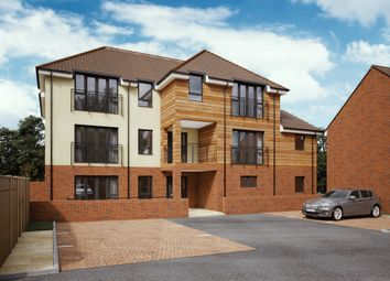 Thumbnail 2 bed flat for sale in Bath Road, Longwell Green