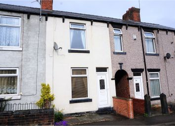 Thumbnail 2 bed terraced house for sale in Hoole Street, Hasland, Chesterfield