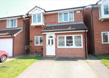 Thumbnail 3 bed detached house for sale in Essex Way, Purdis Farm, Ipswich