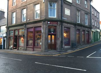 Thumbnail Leisure/hospitality to let in Market Street, Brechin