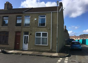 3 bed end terrace house for sale in Borough Street, Port Talbot, Neath Port Talbot. SA12