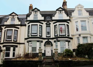 Thumbnail 1 bedroom flat to rent in Whitefield Terrace, Greenbank Road, Plymouth