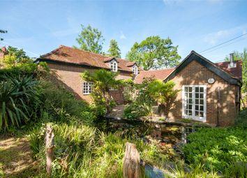 Thumbnail 3 bed detached house to rent in Taylors, Rusper Road, Capel, Surrey