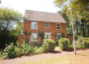 Thumbnail 4 bed detached house for sale in Chestnut Avenue, Bedford