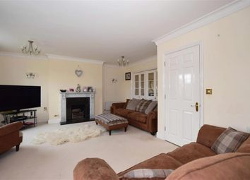 Maypole Drive, Kings Hill, West Malling, Kent ME19. 5 bed semi-detached house
