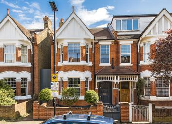 Thumbnail 5 bed terraced house for sale in Wavendon Avenue, Chiswick, London
