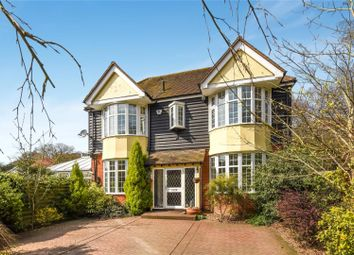 Thumbnail 4 bed detached house for sale in High Road, Epping, Essex