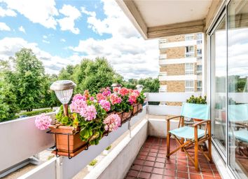 Thumbnail 3 bed flat for sale in March Court, Warwick Drive, London